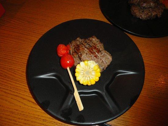 Tokoro - Robatayaki & Whisky Bar:                   Kagoshima wagyu beef strip loin...