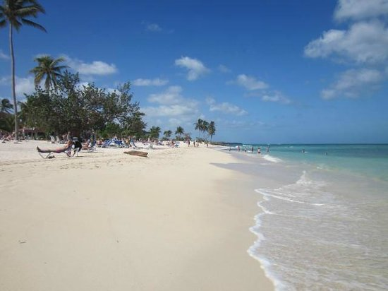 Brisas Guardalavaca Hotel:                   Wonderful beach