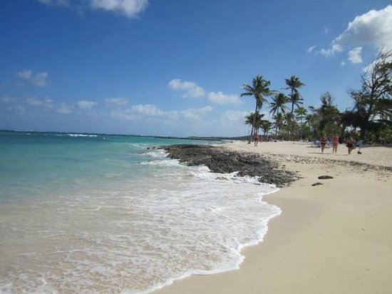 Brisas Guardalavaca Hotel :                   Wonderful beach at Brisas