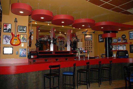 The Algonquin Hotel: Rockstar Bar 1