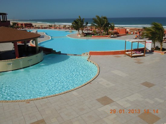 Royal Horizon Boa Vista:                   swim pool