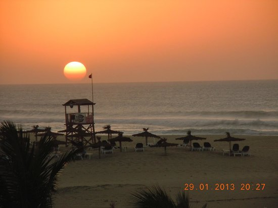 Royal Decameron Boa Vista:                   sunset