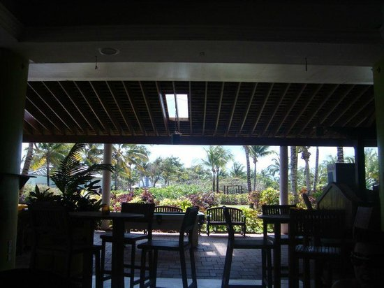 Coconut Bay Beach Resort & Spa:                   The lobby