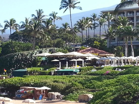 Four Seasons Resort Maui at Wailea:                   The beautiful grounds