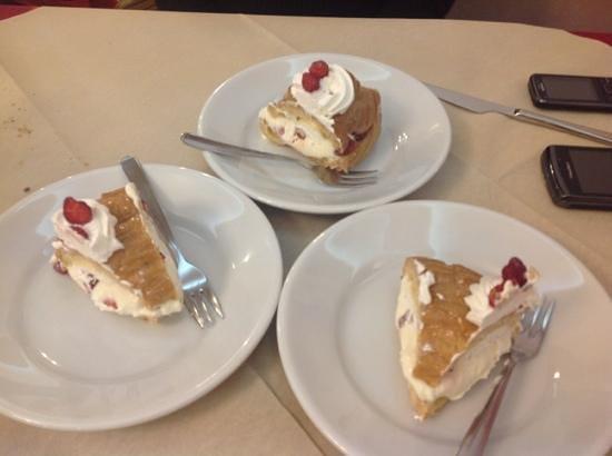 Ristorante Pizzeria Pummaro' :                   dessert