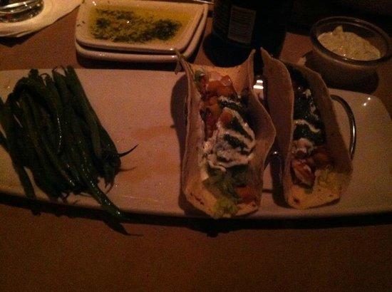 Bonefish Grill:                   MMMM!!!! Fish tacos