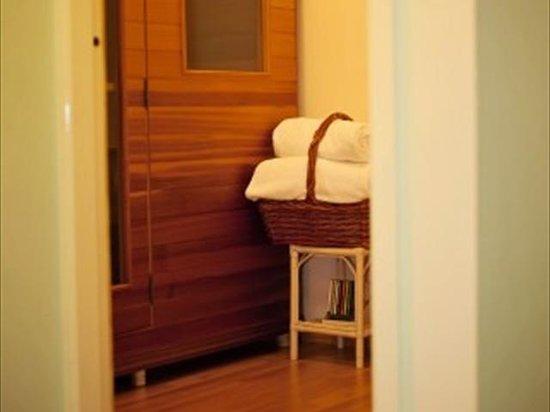 Redwood Lodge: Sauna