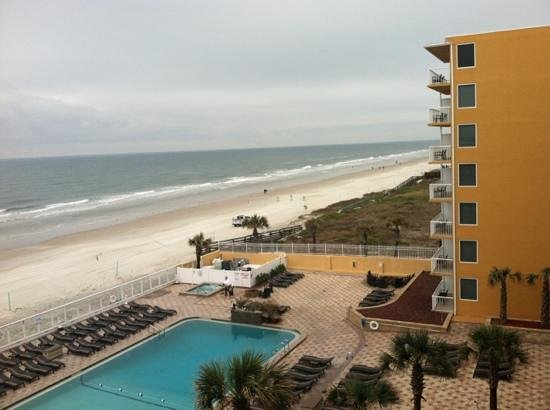 Holiday Inn Resort Daytona Beach Oceanfront:                   View