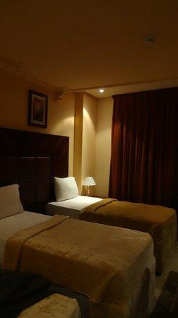 Nawazi Watheer Hotel:                   more romantic