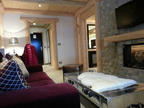 Hotel Portillo Dolomites 1966':                   номер
