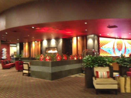 Tulalip Resort Casino :                   Front Entrance