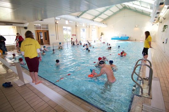 Castlerosse Hotel & Holiday Homes :                   The kids loved all the activities offered here!