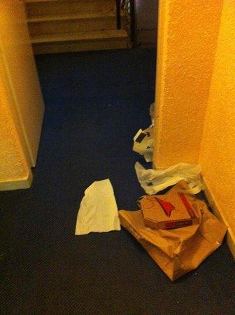 Hotel Jaguar:                                                       corridor