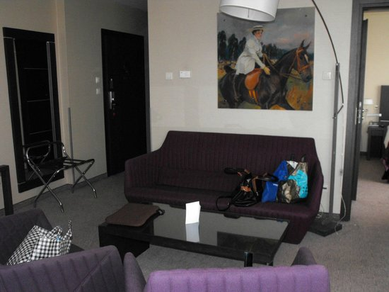 Hotel Kossak:                   Apartment Suite