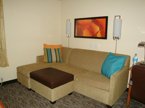 HYATT house San Diego/Carlsbad:                   Sitting area