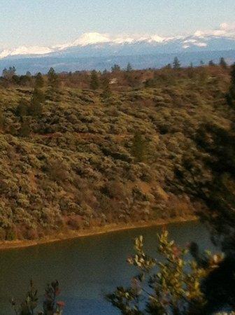 Mt Lassen From Bike Trail Picture Of Sacramento River Trail
