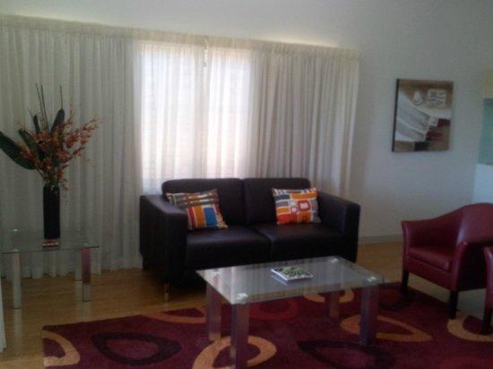 Maleny Grove:                   Lounge area