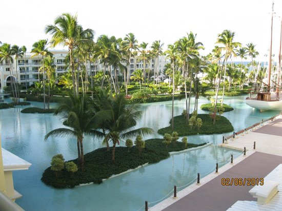 Iberostar Grand Hotel Bavaro:                   View from room