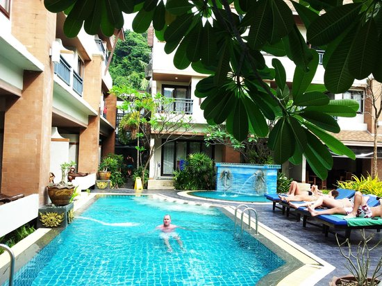 P. P. Palm Tree Resort:                   Nice Pool ^_^