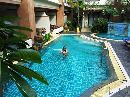 P. P. Palm Tree Resort:                   Couldn't get enough of the pool ^_^