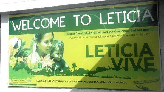 Mahatu Guest House & Hostel :                   Leticia