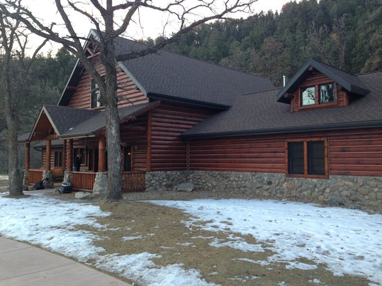 State Game Lodge:                   Reunion Cabin