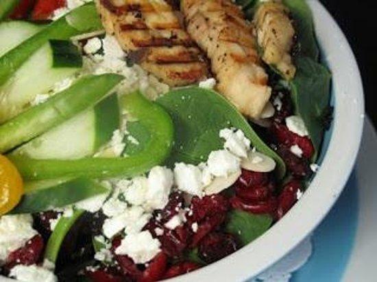 Jozoara Coffee Shop:                                     Chicken Salad