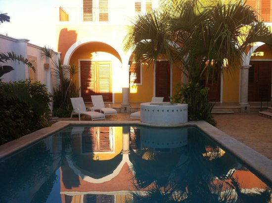 Hotel Merida Santiago:                                     Piscina
