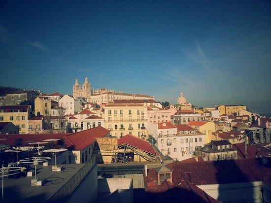 view - Photo de Alfama, Lisbonne