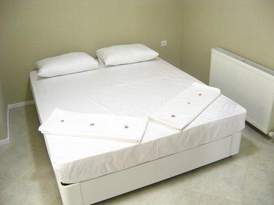 Ova Apart Otel: yatak