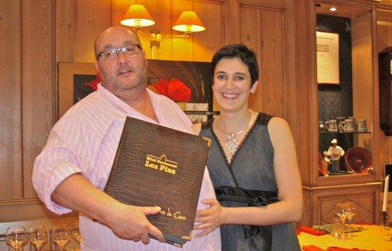 Hotel Restaurant les Pins : Bienvenue dans notre établissement
