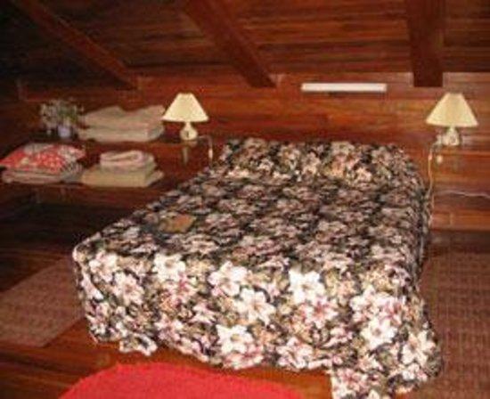 Chalet Nicholas: Double Loft queen bed