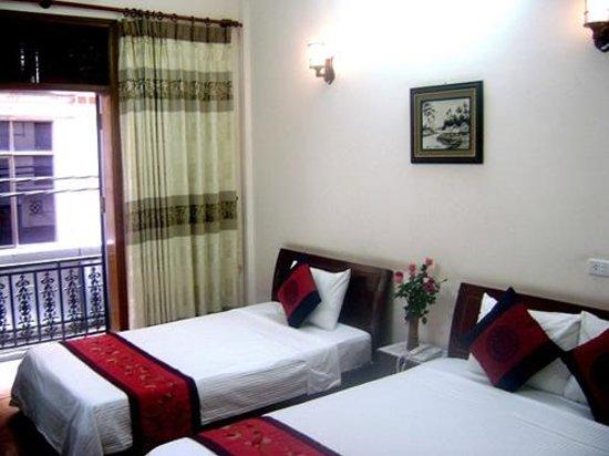 Hanoi Golden Time Hotel Foto