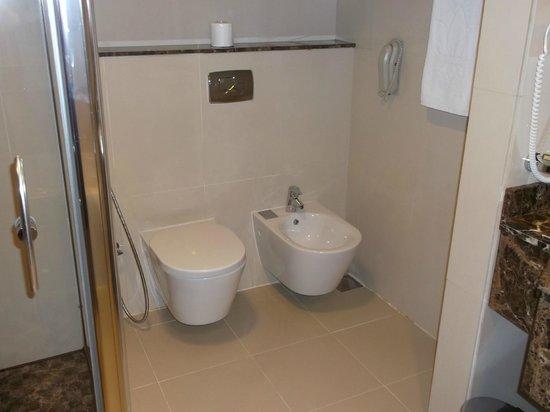 Park Regis Kris Kin Hotel:                   bathroom