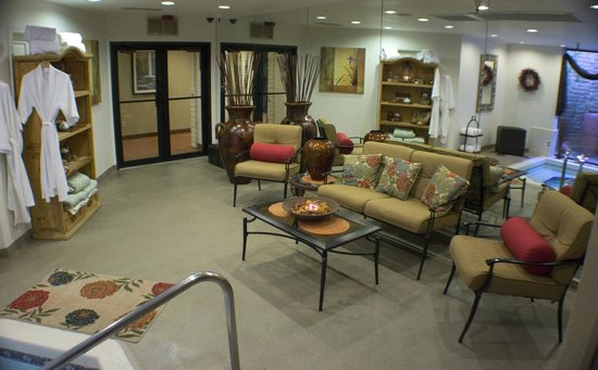 Scottsdale Camelback Resort: Spa Area