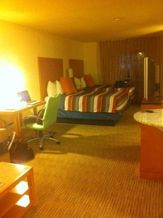HYATT house Austin / Arboretum:                   Spacious Room