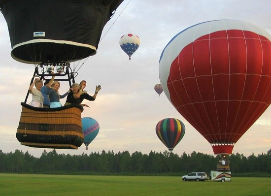 Magic Sunrise Ballooning