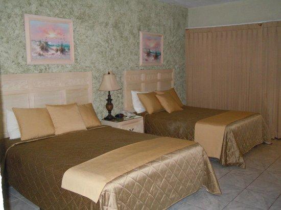 Hotel Mansion del Rio:                   Chambre
