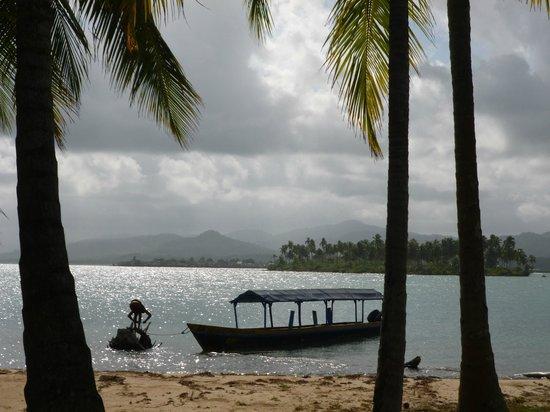 Yandup Island Lodge:                   una playa para ti solo