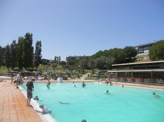 VitaSol Park:                                                       poolside