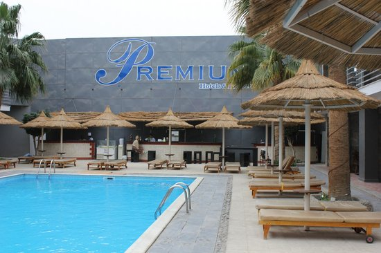 Hurghada SeaGull Beach Resort:                   Премиум отель