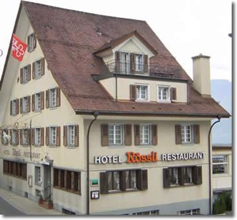 Hotel-Restaurant Roessli
