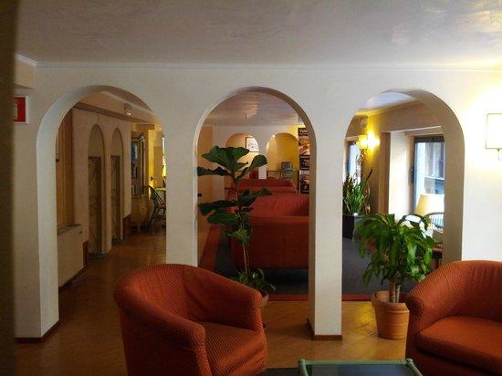 Pitti Palace al Ponte Vecchio:                   Saletta relax