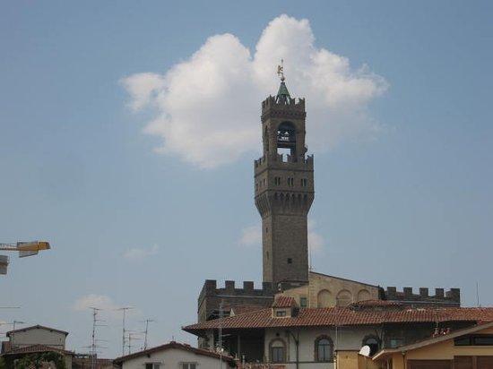 Alle Murate: Firenze - Torre di Arnolfo