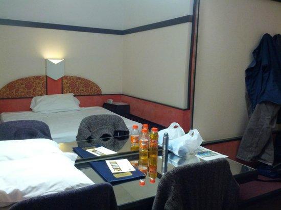 โรงแรมพิตติ พาเลส อัล ปอนเต เวคคิโอ:                   Camera