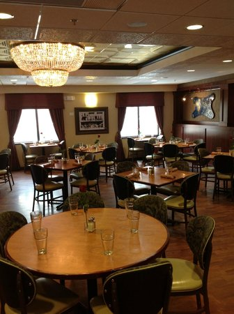 Mineral Palace Hotel and Gaming: Gem Steakhouse & Saloon