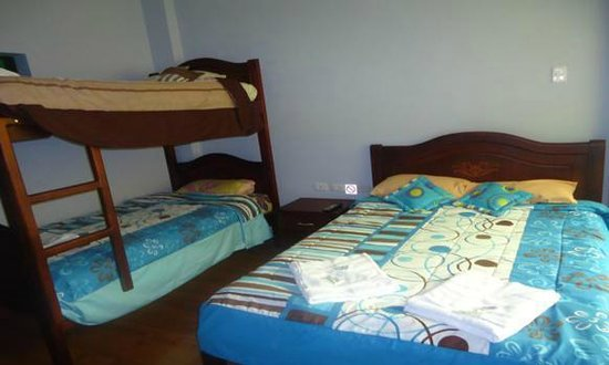 Hotel & Spa Nuevobaños: triple