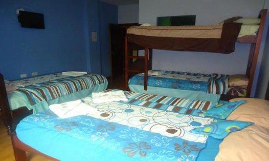 Hotel & Spa Nuevobaños: cuadruple