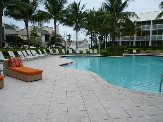 Hilton Fort Lauderdale Marina:                   The Pool
