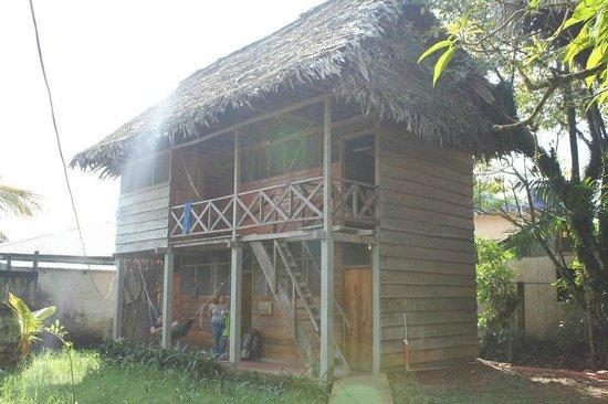 Casa De La Iguana:                   one of the dorms and rooms